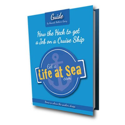 How the Heck to Get a Job on a Cruise Ship Guide Product
