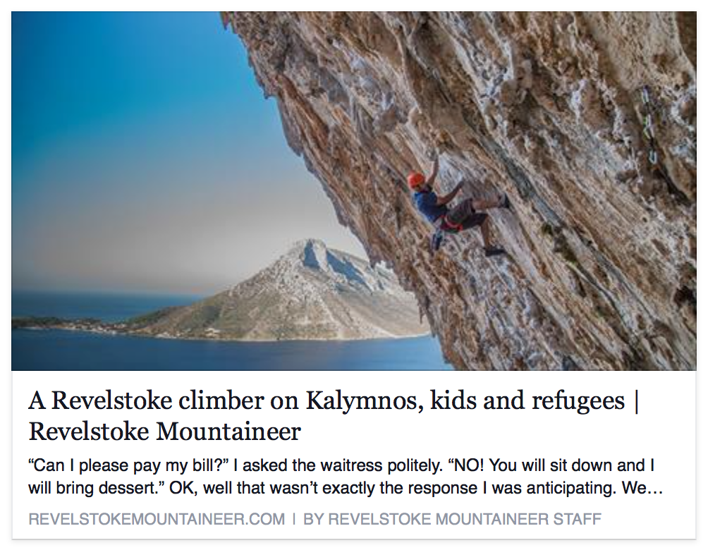 Revelstoke Mountaineer Picture Follow Up Story
