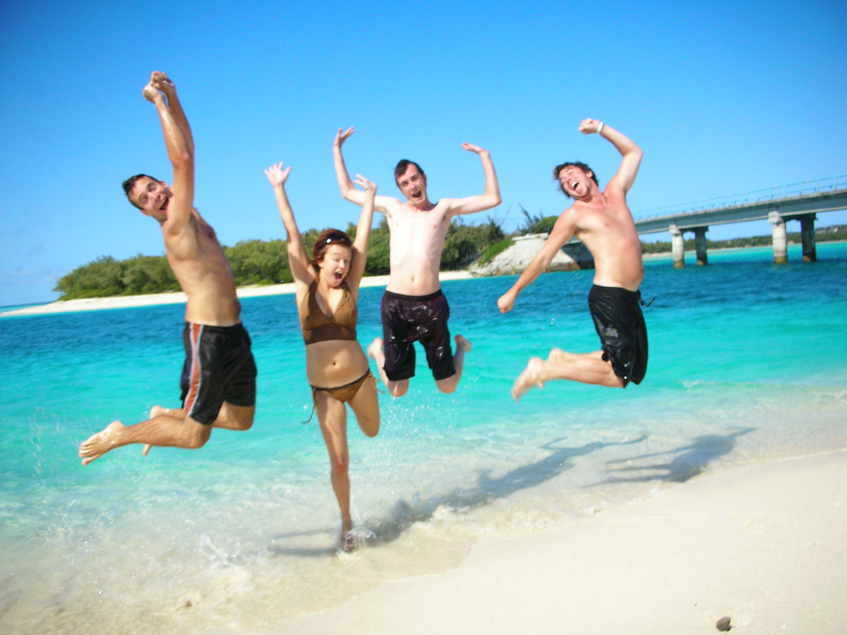 Ouvea New Caledonia | Jumping Happy Crew
