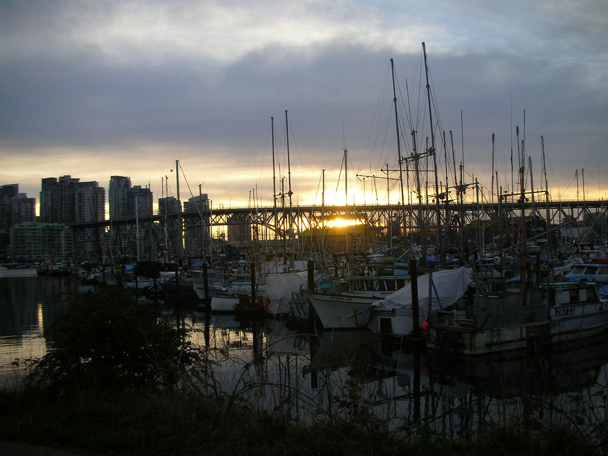 Vancouver | Harbor Sunset
