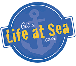 Official Logo for Get a Life at Sea